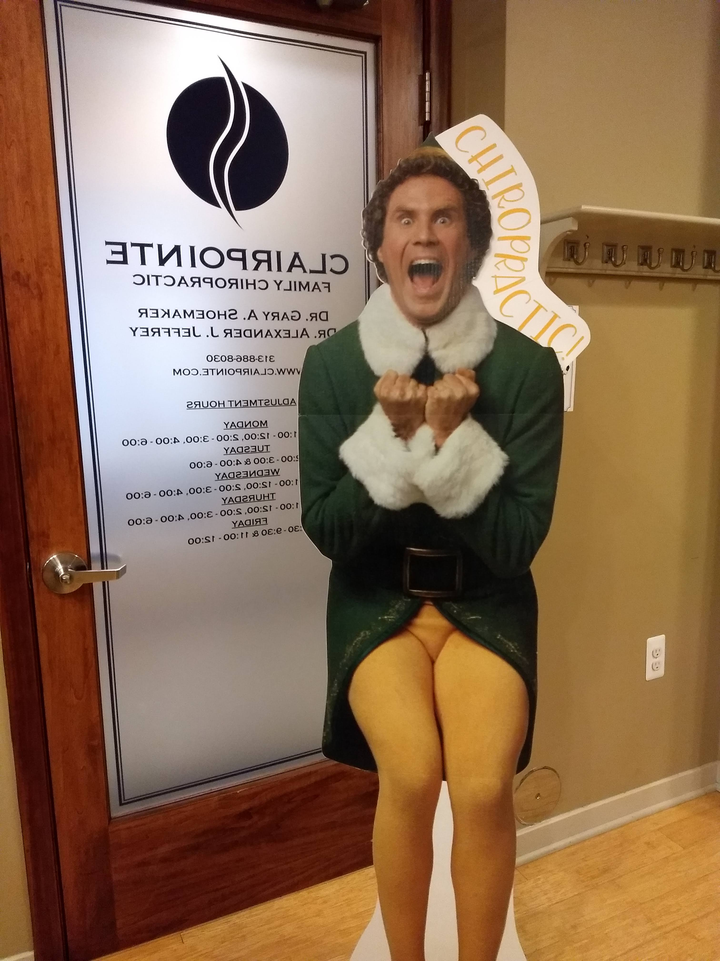 Elf and Chiropractic